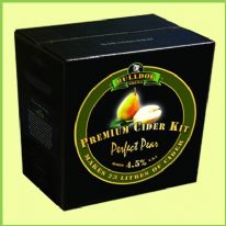 Bulldog Brews Perfect Pear Cider Kit 3.0 Kg